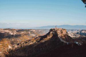 Civita di Bagnoregio - Landscape